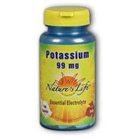 Nature's Life Potassium - 99 mg - 250 Capsules