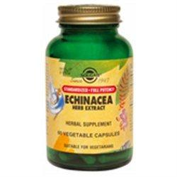 Solgar Echinacea Herb Extract - 60 Vegetable Capsules