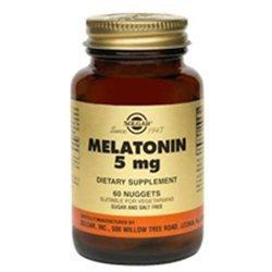 Solgar Melatonin - 5 mg - 120 Nuggets