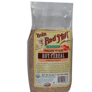 Bob's Red Mill Organic Cracked Wheat, 24-Ounce