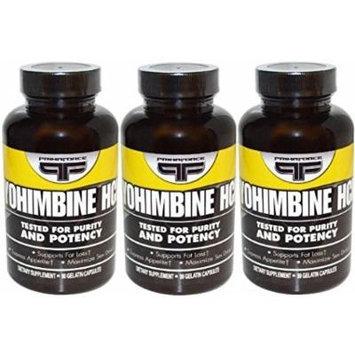 Primaforce YOHIMBINE HCI 2.5 mg - 90 CAPS (3 Pack)