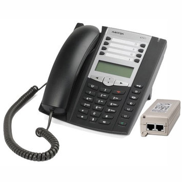 Powerdsine 6731i-PD-3501G/AC SIP VoIP Phone With 1 Port POE Injector