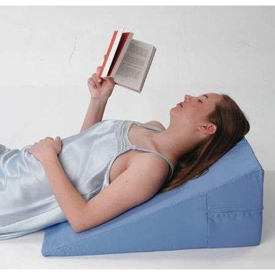 Alex Orthopedics 5113-10W 24' X 25' X 10' Convoluted Bed Wedge 10' White