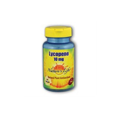 Nature's Life Lycopene - 10 mg - 60 Tablets
