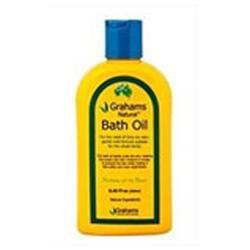 Grahams Natural Alternatives Bath Oil - 8.45 fl oz