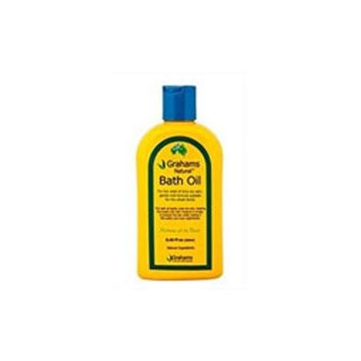 Grahams Natural Alternatives Bath Oil - 8.45 fl oz