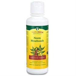 Organix South - TheraNeem Neem Mouthwash Cinnamon - 16 oz.