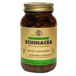 Solgar - Echinacea, 100 veggie caps [Health and Beauty]