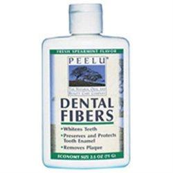 Peelu Peelu Tooth Powder Spearmint 2.5 Oz