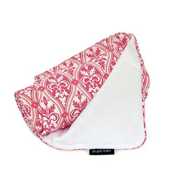 Ah Goo Baby Stroller Blanket Pattern: Charleston