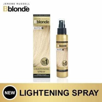 Jerome Russell Bblonde 2 X Lightening Spray Permanent Lightener Gradually Lifts In 3+ Applications Pack Of 2