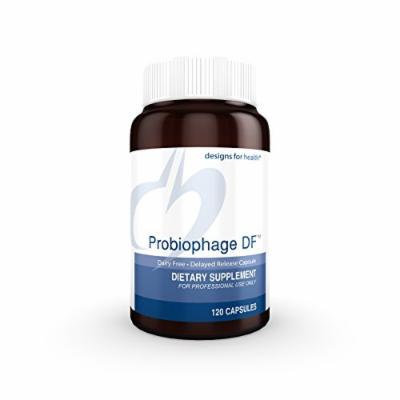 Designs for Health - Probiophage DF - 120 capsules