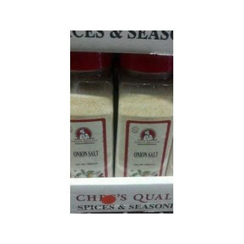 Chef's Quality Onion Salt 2 LB