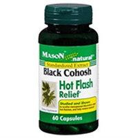 Black Cohosh 40 mg, 60 Capsules, Mason Natural