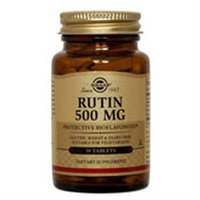 Solgar Rutin - 500 mg - 50 Tablets