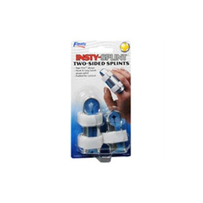 Apothecary Products, Inc. Ezy-Dose Insty-Splint, Two-Sided, 2 splints