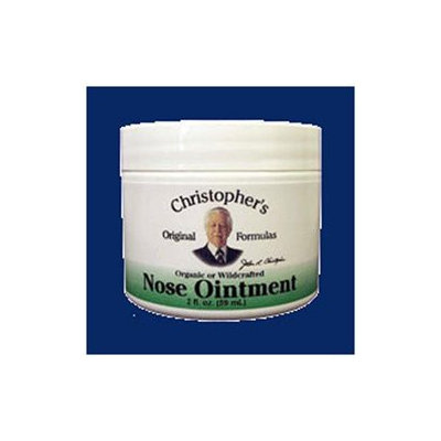 Dr Christophers Nose Ointment 2oz from Dr. Christopher's Original Formulas