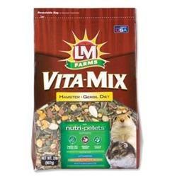 L/m Animal Farms LM Animal Farms Vita-Mix Hamster & Gerbil Diet: 2 lb