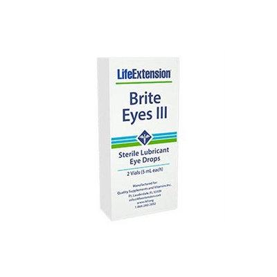 Life Extension, Brite Eyes III 2 vials