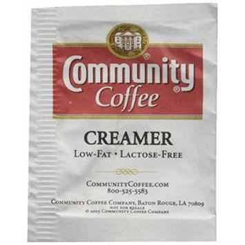 Community Coffee Creamer Bulk Pack Packets, 1000 Count