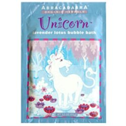 ABRA Therapeutics, Unicorn Lavender Lotus Bubble Bath 2.5 Packet