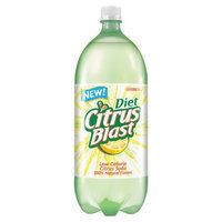 Citrus Blast Diet Soda, 2 l