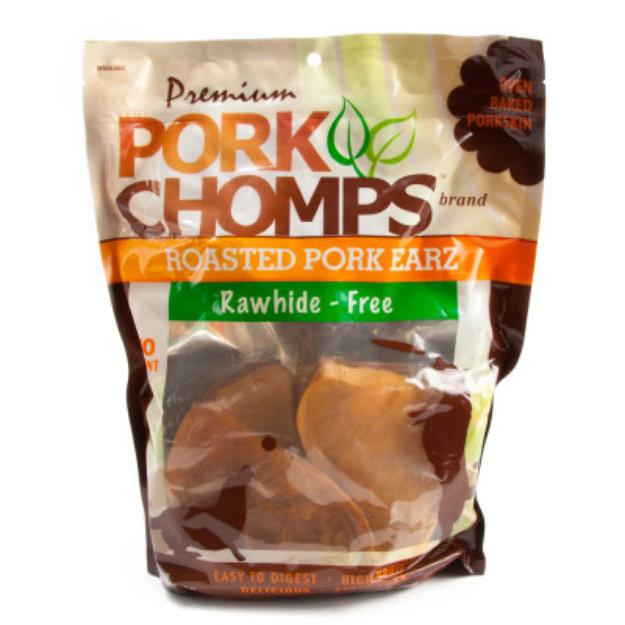 Pork Chomps Premium Roasted Pork Earz Dog Treats