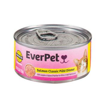 Everpet EverPet Wet Cat Food - Salmon, 5.5 oz