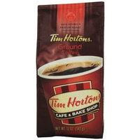Tim Hortons Tim Horton's 100% Arabica Medium Roast Original Blend Ground Coffee, 12 Ounce