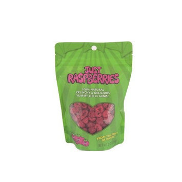 Just Tomatoes, Etc Just Tomatoes Just Raspberries, 2 Ounce Pouch (Pack of 4)