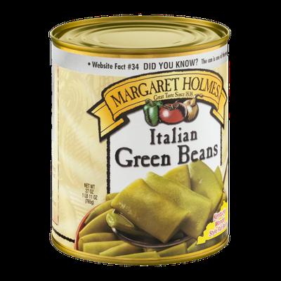 Margaret Holmes Italian Green Beans