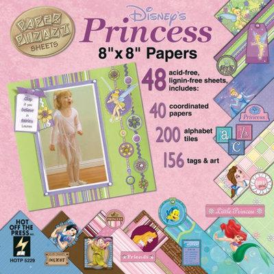 Paper Pizazz Cardstock Accent Kits, Princess