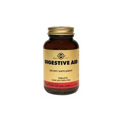 Solgar - Digestive Aid, 100 tablets [Health and Beauty]