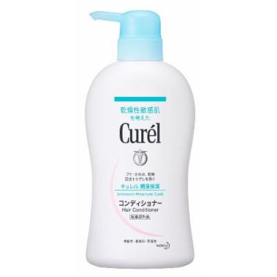 Curel JAPAN Japanese Skin Care Curel Conditioner Pump 420ml