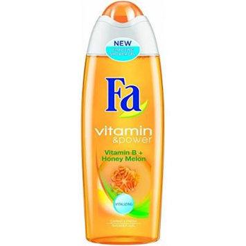Fa Vitamin & Power Honey Melon Shower Gel 250 ml / 8.3 fl oz