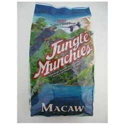 Pretty Bird Jungle Munchies - Macaw - 25 lbs