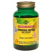 Solgar Stinging Nettle Leaf Extract - 60 Vegetable Capsules