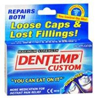 Dentemp Oral Care Dentemp Maximum Strength Temporary Filling Mix, 1 ea