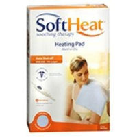 SoftHeat King Size Heating Pad HP218-12-3P