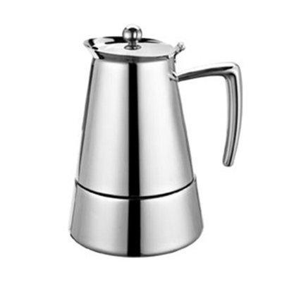 Cuisinox COF-4BAR Barista 4 cup Espresso Coffeemaker