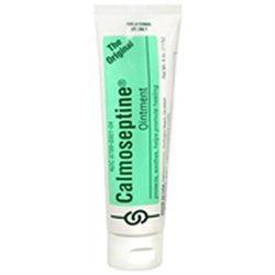 Calmoseptine Diaper Rash Ointment 2.5 Oz Tube