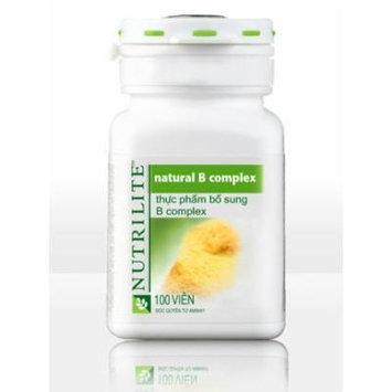 Amway Nutrilite Natural B Complex, 01 Box X 100 Tablets, Vitamin B