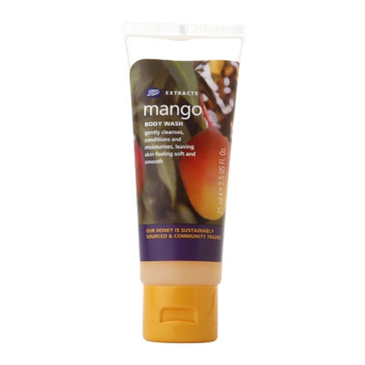 Boots Extracts Body Wash Mango