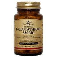 Solgar L-Glutathione - 250 mg - 30 Vegetable Capsules