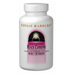 Source Naturals Black Cohosh Extract, 60 Tablets