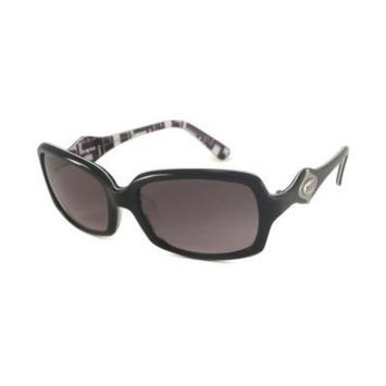 Emilio Pucci Sunglasses - EP626S / Frame: Black Lens: Gray Gradient