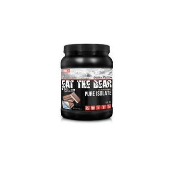 Eat The Bear Grizzly Whey Pure Isolate Protein Powder, Ice Cream Sandwich, 2 Pound