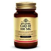 Solgar Megasorb CoQ-10 - 100 mg - 90 Softgels
