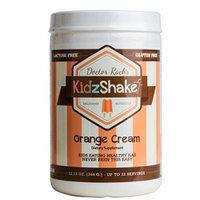 KidzShake - Nutritional Shake Orange Cream with plant-based vitamins and probiotics - 12.13 oz.