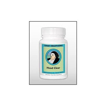 Head Clear 60 Tablets